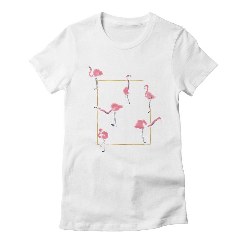 out of the frame Women's T-Shirt by Kreativkollektiv designs