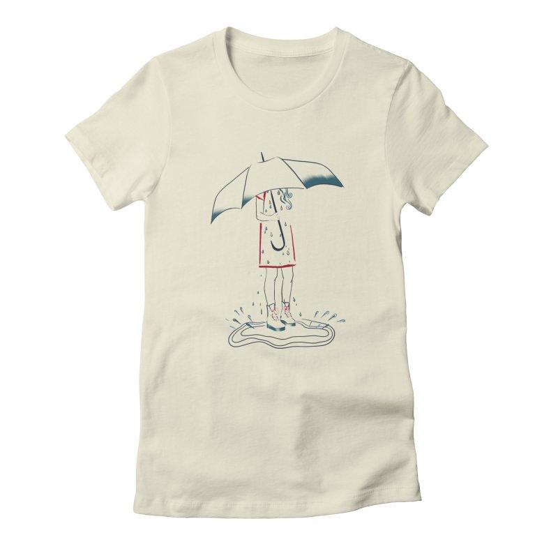 broken-hearted Women's T-Shirt by KreativkDesigns Artist shop