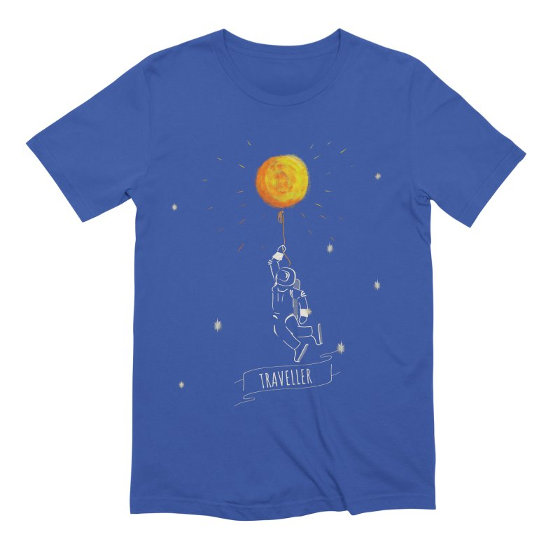Traveller Men's T-Shirt by Kreativkollektiv designs