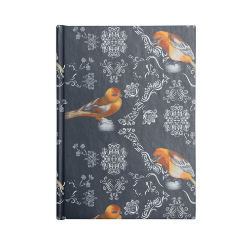 image for Decorative pattern with birds