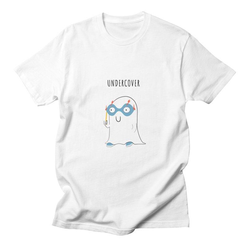 undercover Women's T-Shirt by KreativkDesigns Artist shop
