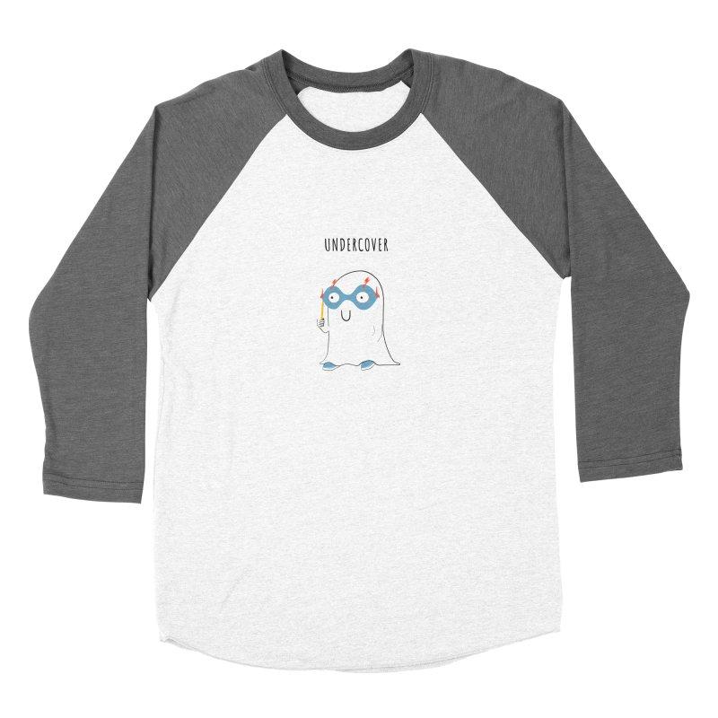 undercover Women's Longsleeve T-Shirt by KreativkDesigns Artist shop