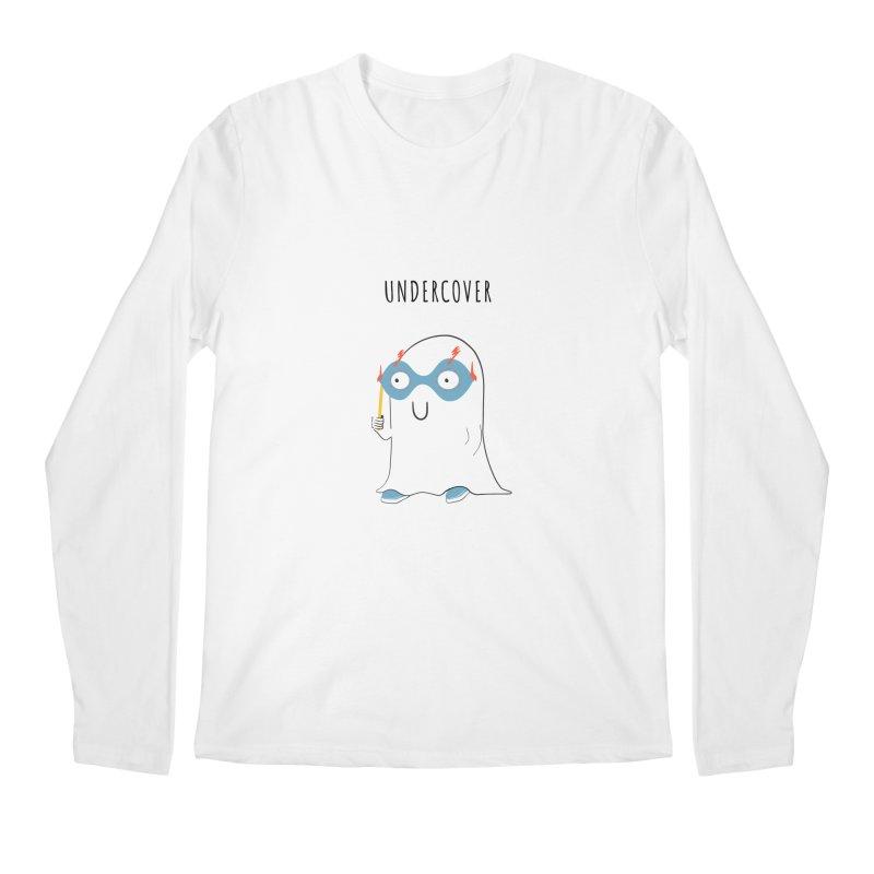 undercover Men's Longsleeve T-Shirt by KreativkDesigns Artist shop