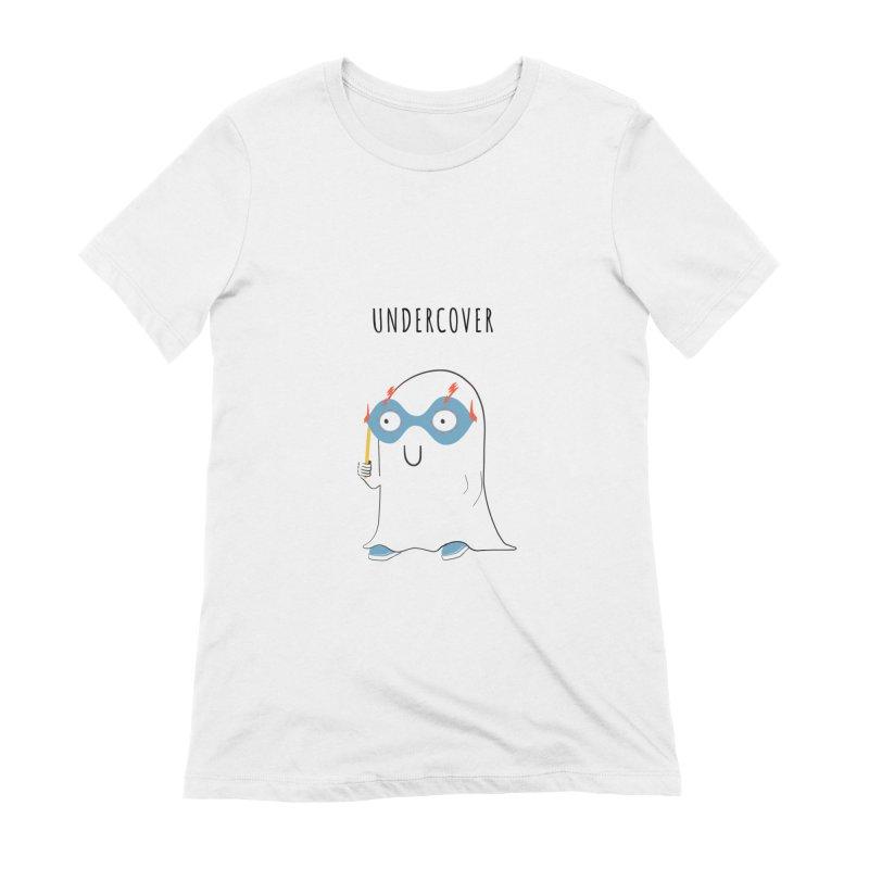 undercover Women's T-Shirt by Kreativkollektiv designs