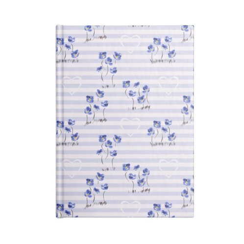 image for Tiny blue flowers