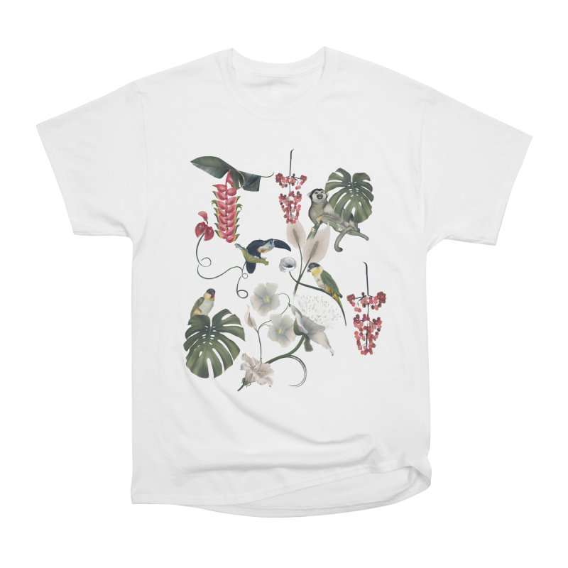 Where these animals live Women's T-Shirt by KreativkDesigns Artist shop