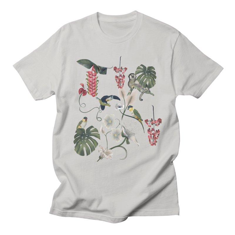 Where these animals live Women's T-Shirt by Kreativkollektiv designs