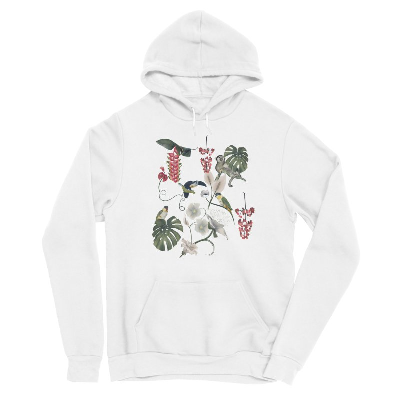 Where these animals live Men's Pullover Hoody by KreativkDesigns Artist shop