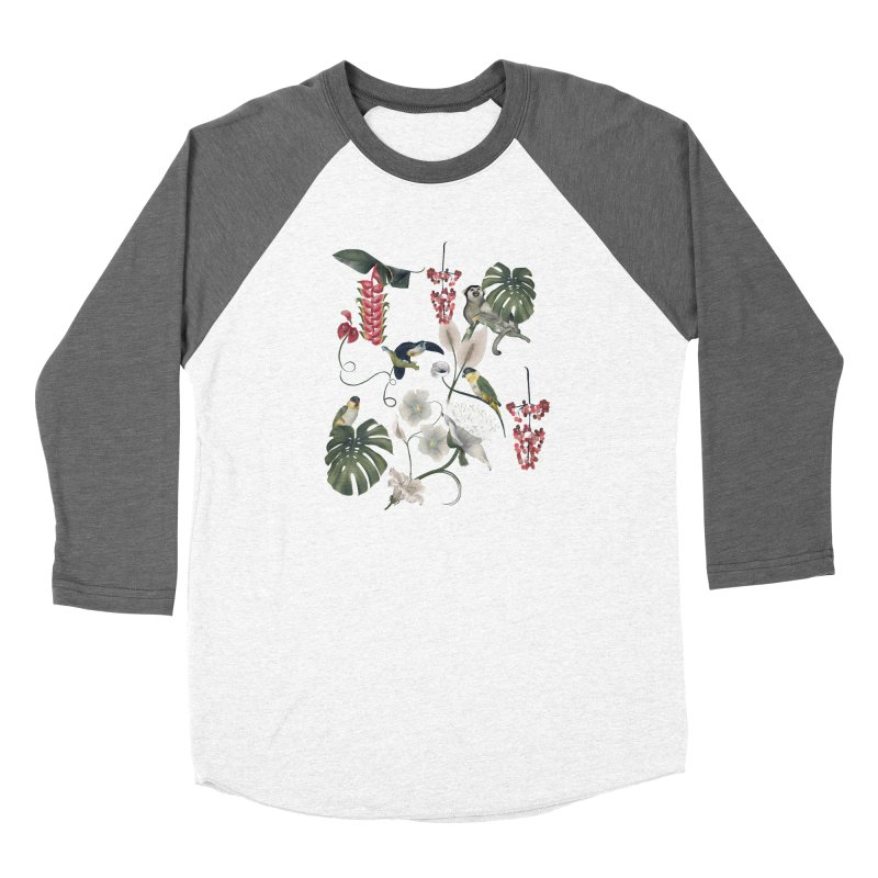 Where these animals live Women's Longsleeve T-Shirt by Kreativkollektiv designs