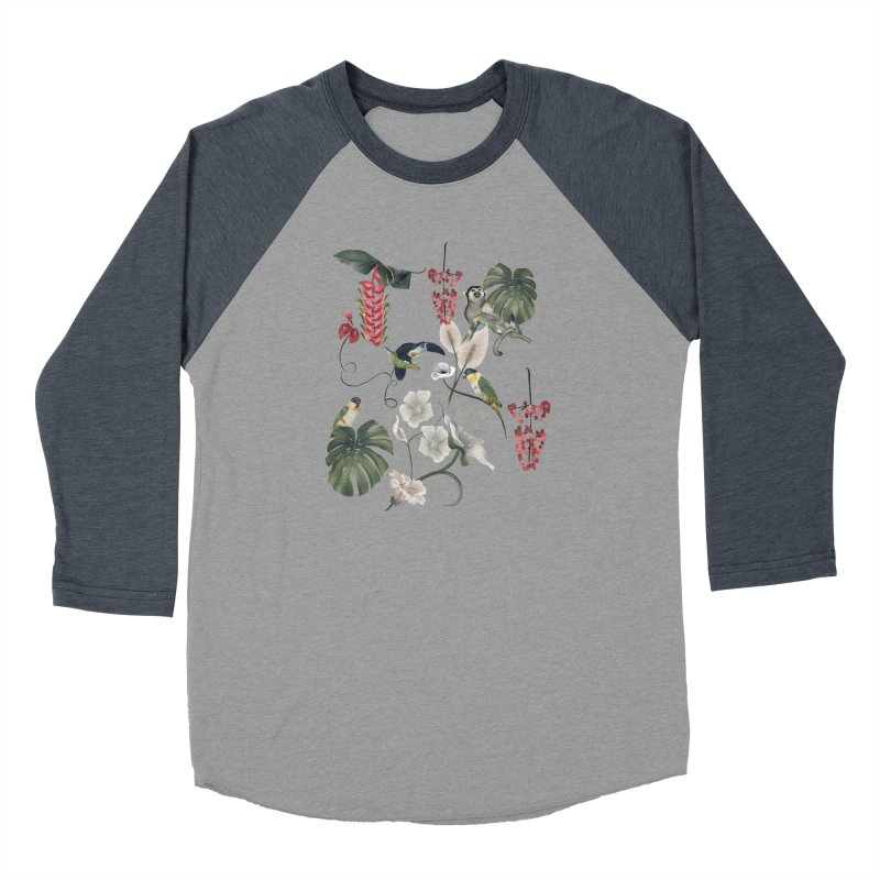Where these animals live Men's Longsleeve T-Shirt by Kreativkollektiv designs