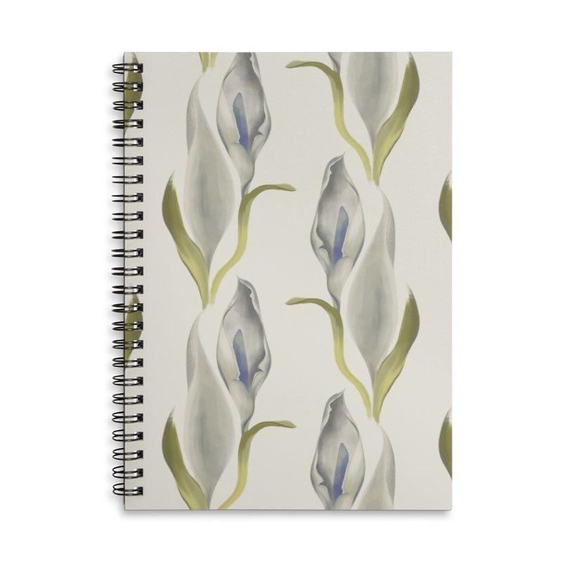 At the pond Accessories Notebook by Kreativkollektiv designs