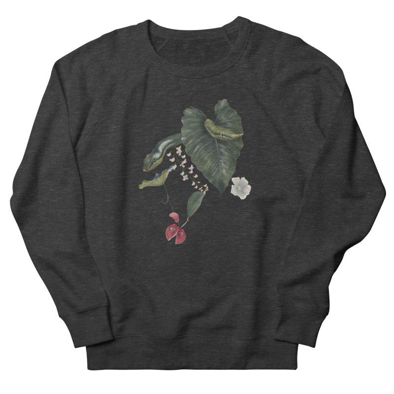 Two green snakes Women's Sweatshirt by KreativkDesigns Artist shop