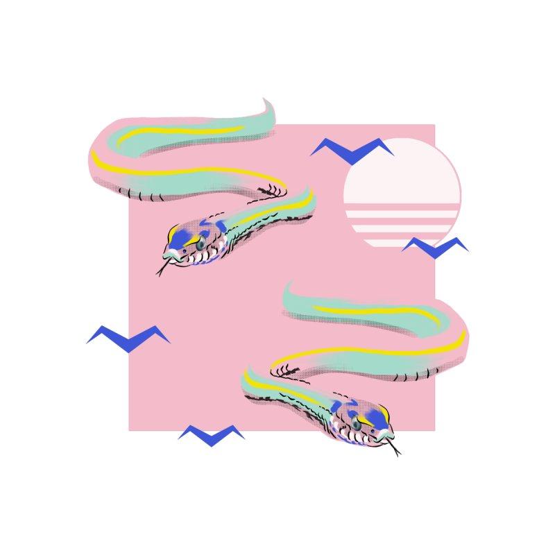Summer snakes Accessories Mug by Kreativkollektiv designs