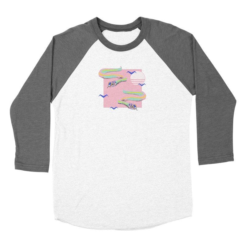 Summer snakes Women's Longsleeve T-Shirt by Kreativkollektiv designs