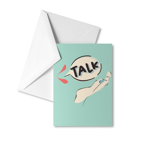 image for Talk