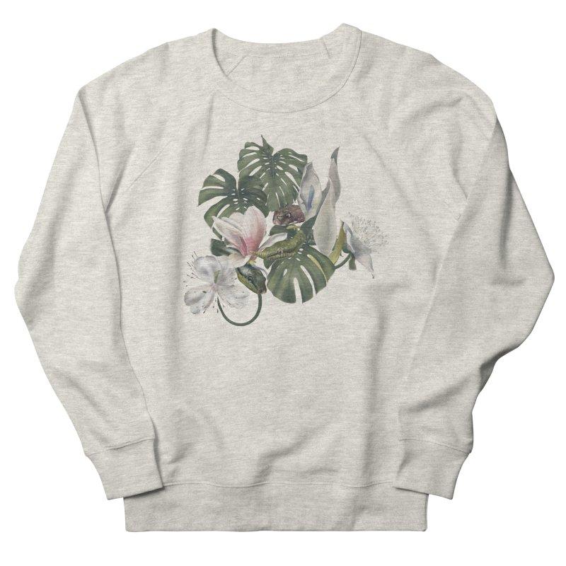 Three snakes and flowers Men's Sweatshirt by KreativkDesigns Artist shop