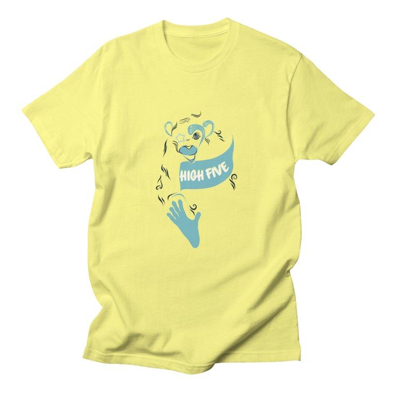 High five Men's T-Shirt by Kreativkollektiv designs