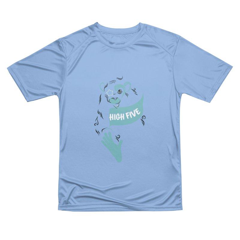 High five Women's T-Shirt by KreativkDesigns Artist shop