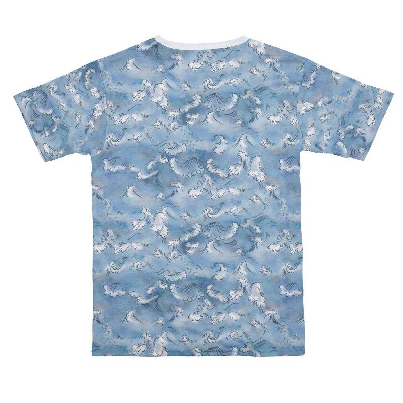 Stormy sea Men's Cut & Sew by KreativkDesigns Artist shop