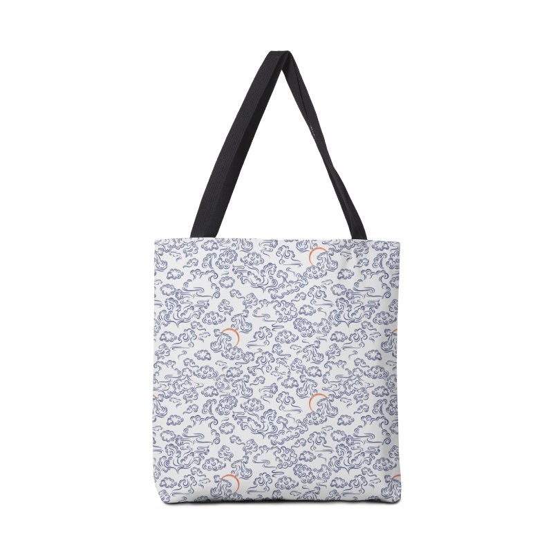 cloudy by KreativKDesigns Accessories Bag by Kreativkollektiv designs