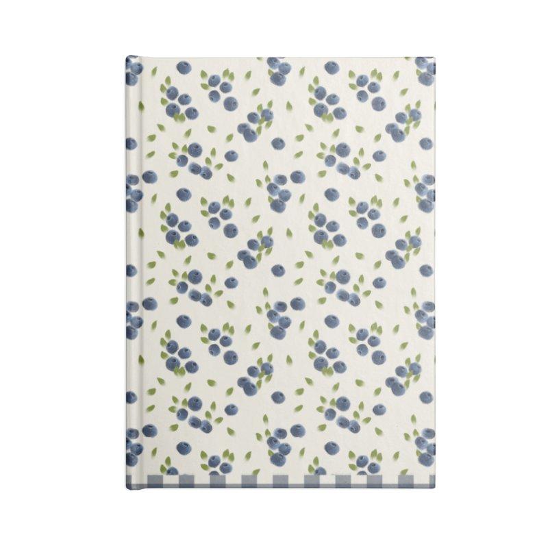 Blueberry by KreativKDesigns Accessories Notebook by Kreativkollektiv designs