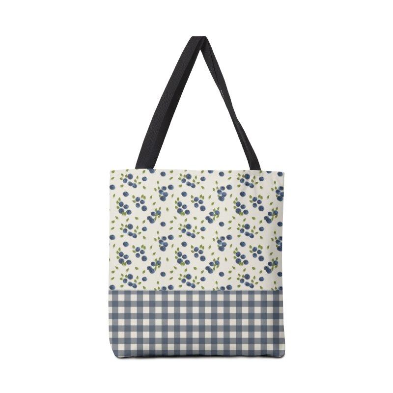 Blueberry by KreativKDesigns Accessories Bag by Kreativkollektiv designs