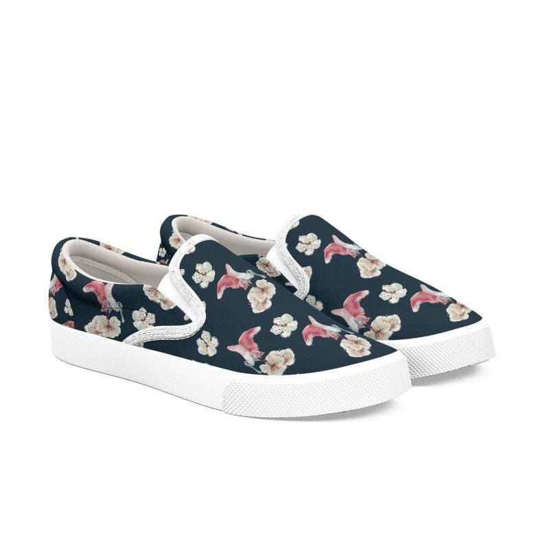 Gorgeous spoonbill Women's Shoes by KreativkDesigns Artist shop