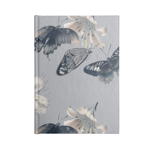 image for Beautiful butterflies and white flowers
