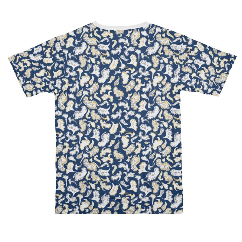 Waves and wind Men's Cut & Sew by KreativkDesigns Artist shop
