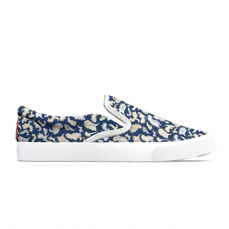 Waves and wind Men's Shoes by KreativkDesigns Artist shop
