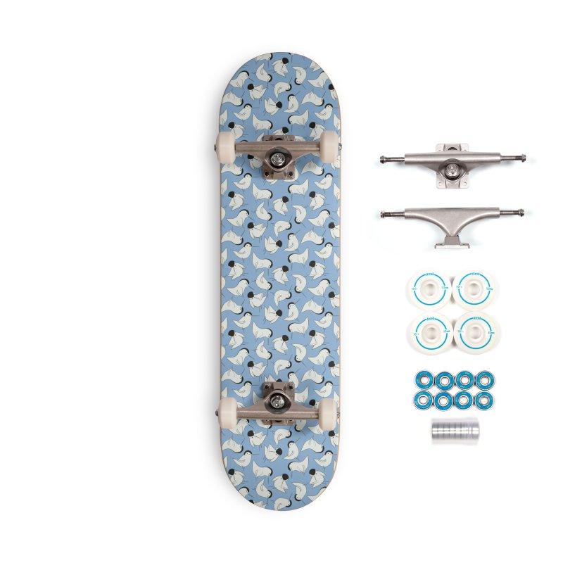 Birds Accessories Skateboard by KreativkDesigns Artist shop