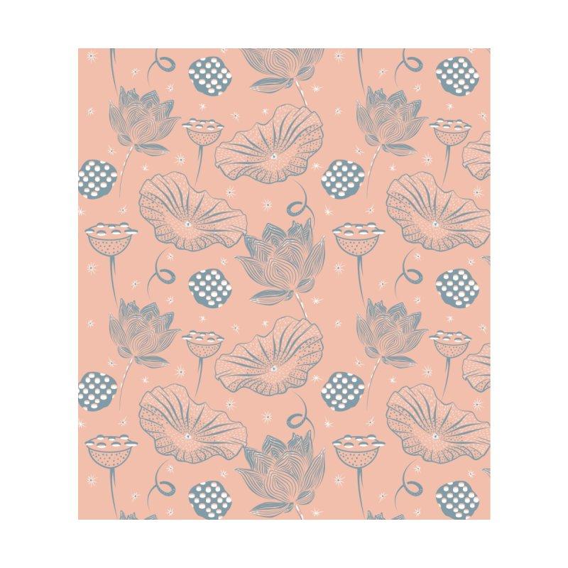 Beautiful lotus Women's Cut & Sew by KreativkDesigns Artist shop
