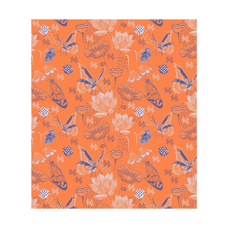 Lotus and butterflies Women's Cut & Sew by Kreativkollektiv designs