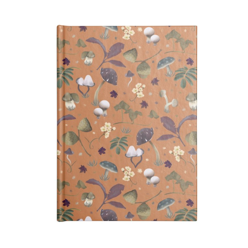ready for fall Accessories Notebook by KreativkDesigns Artist shop
