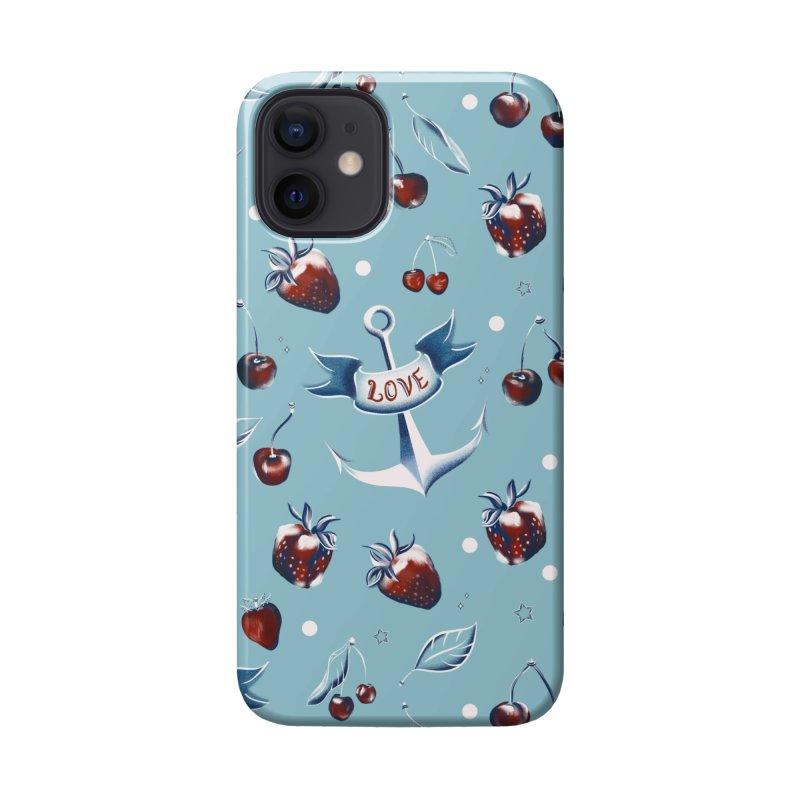 Love, anchor Accessories Phone Case by KreativkDesigns Artist shop