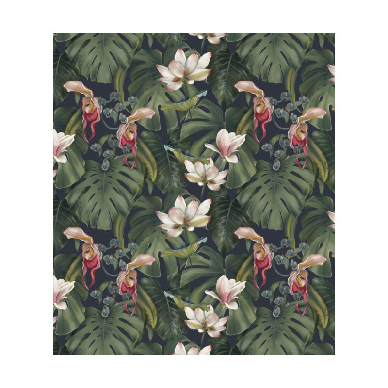 Blooming lotus Women's Cut & Sew by KreativkDesigns Artist shop