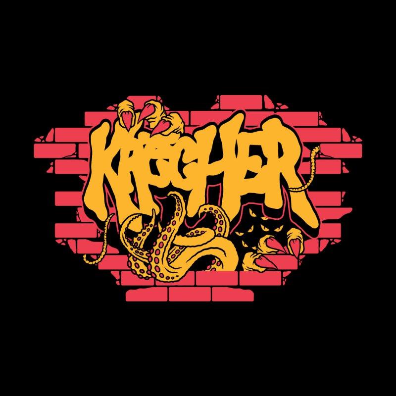 The Wall Men's T-Shirt by krecher's Artist Shop