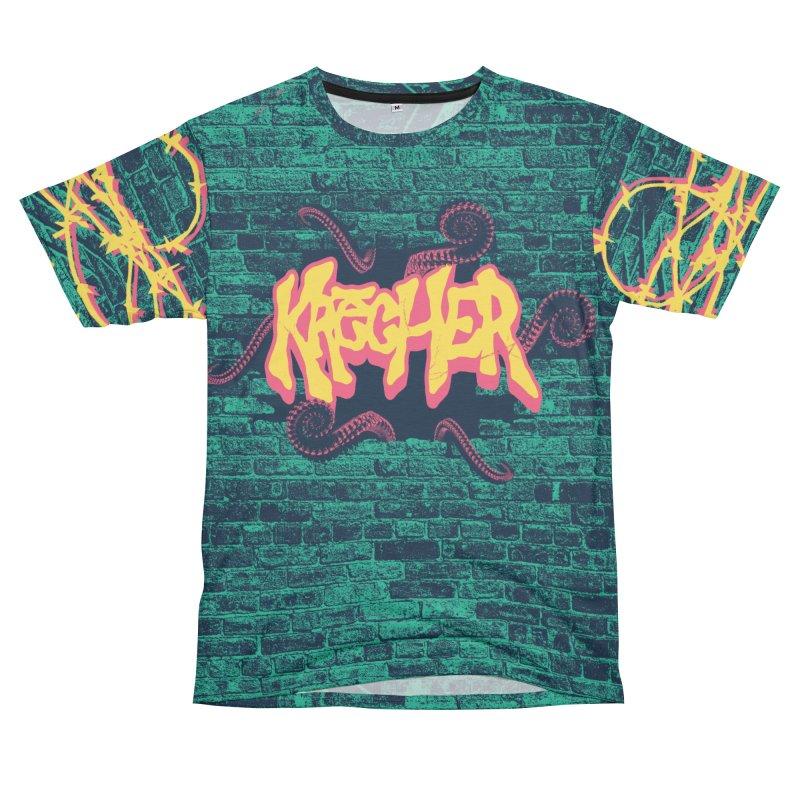 Krecher Logo Men's Cut & Sew by krecher's Artist Shop