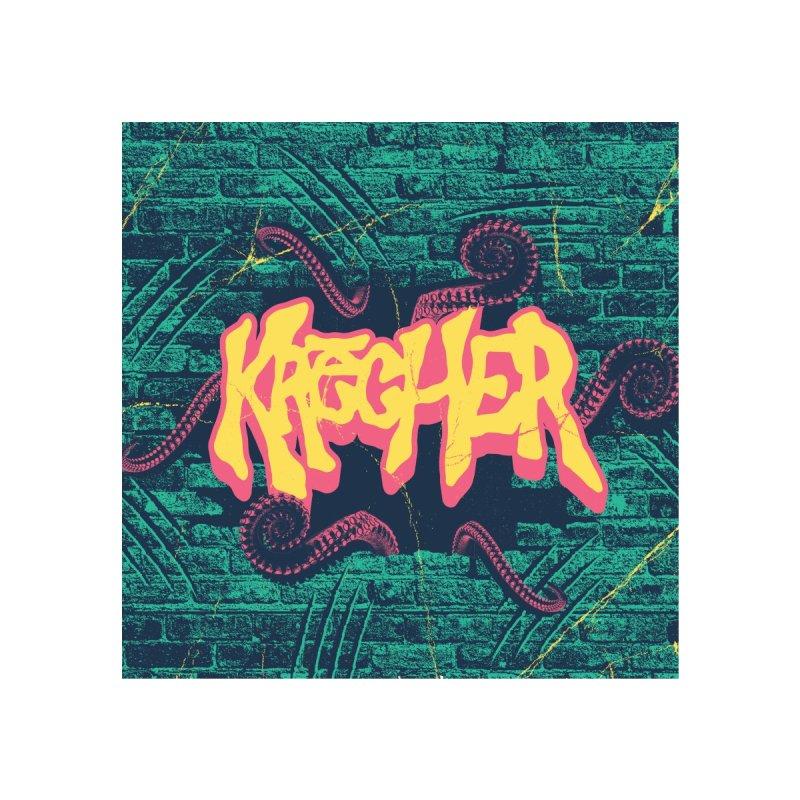Krecher Logo Accessories Mug by krecher's Artist Shop