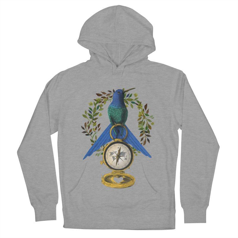 Home is where your heart is Men's Pullover Hoody by Kris Efe's Artist Shop