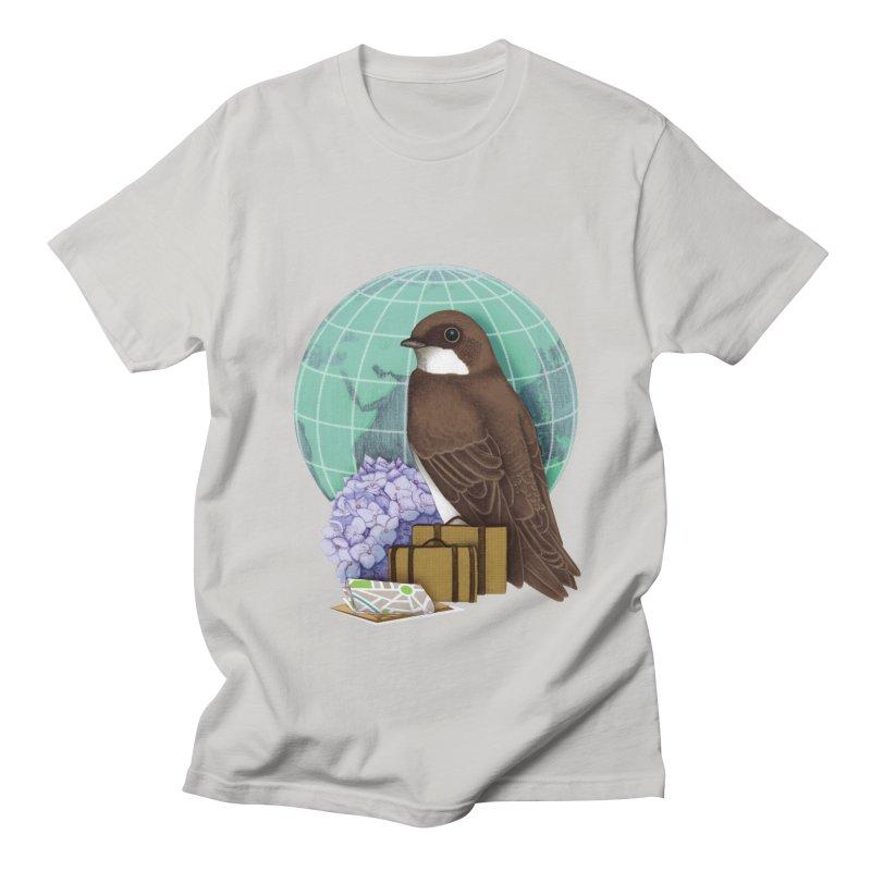 Little World Traveler Women's Regular Unisex T-Shirt by Kris Efe's Artist Shop
