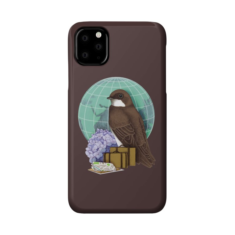 Little World Traveler Accessories Phone Case by Kris Efe's Artist Shop