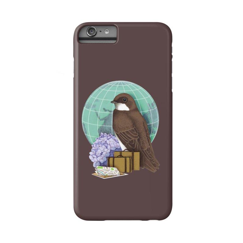 Little World Traveler Accessories Phone Case by Kris Efe's Artist Shop