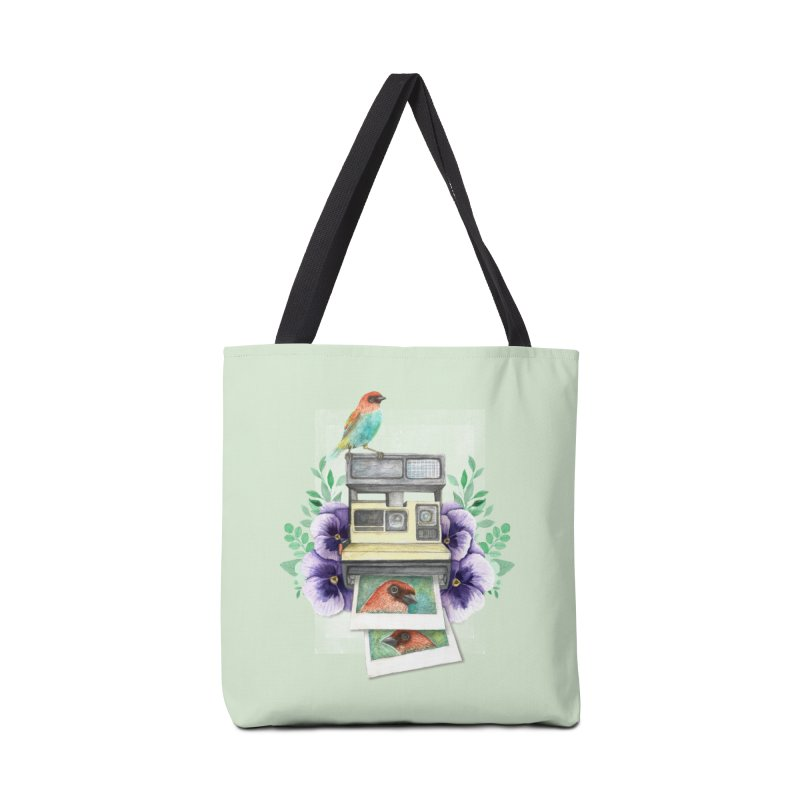 Selfie Accessories Tote Bag Bag by Kris Efe's Artist Shop