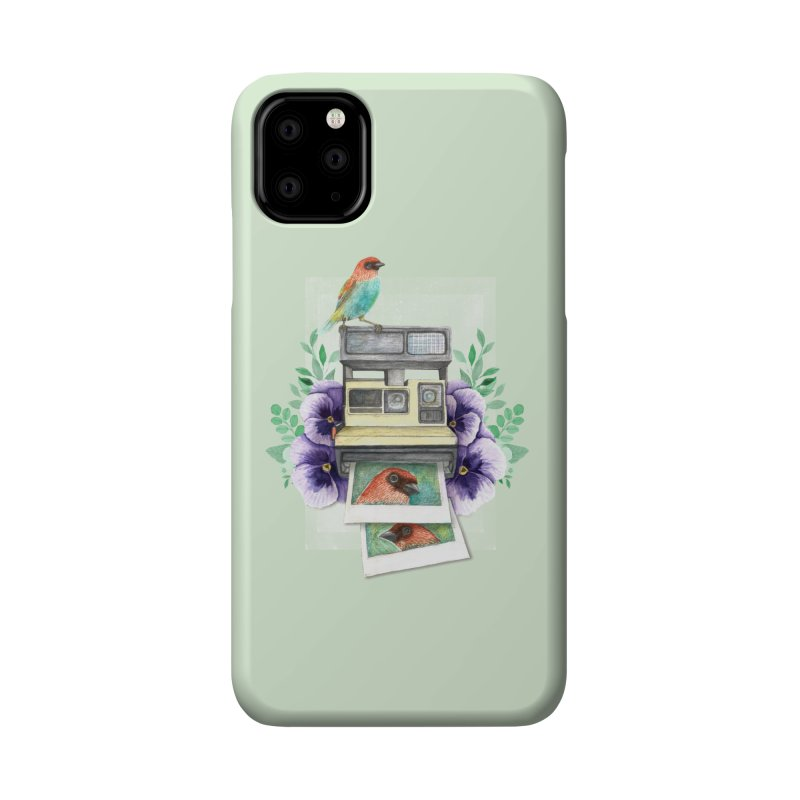 Selfie Accessories Phone Case by Kris Efe's Artist Shop