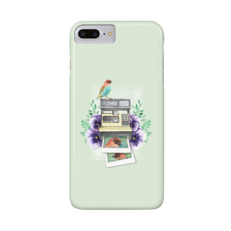 Selfie Accessories Phone Case by Kris Efe's Artist Shop