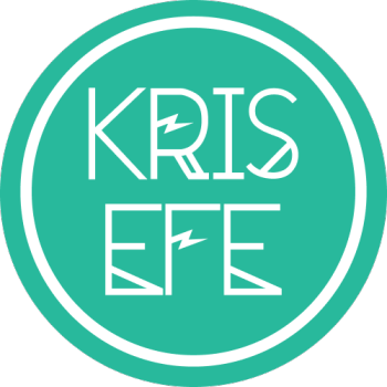 Kris Efe's Artist Shop Logo