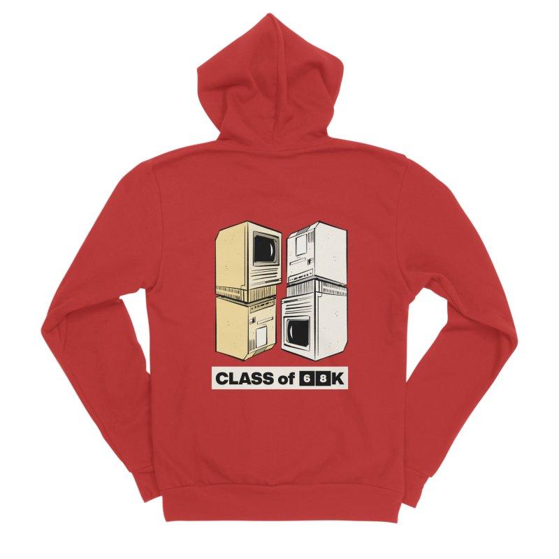 Class of 68K Women's Zip-Up Hoody by Krishna Designs