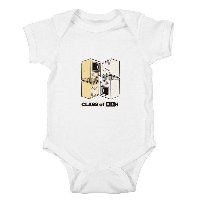 Class of 68K Kids Baby Bodysuit by Krishna Designs