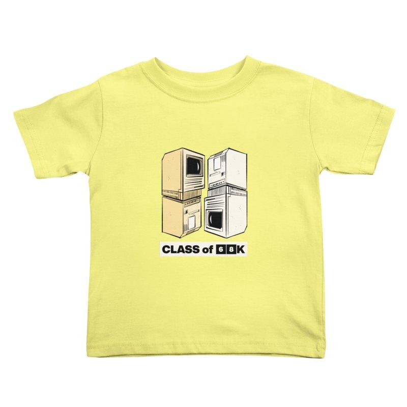 Class of 68K Kids Toddler T-Shirt by Krishna Designs